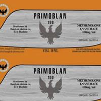 Primobolan 100mg