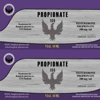 Propionato de testosterona 100 mg