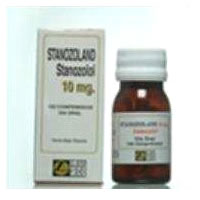 Stanozoland oral de 10 mg
