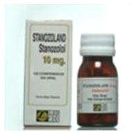 Stanozoland oral de 10 mg