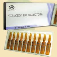 Solución Liporeductora