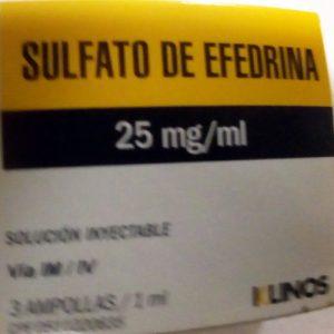 sulfato-efedrina